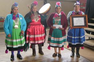 ComunidadMujer Mujeres-Mapuche Noticias Premio ComunidadMujer
