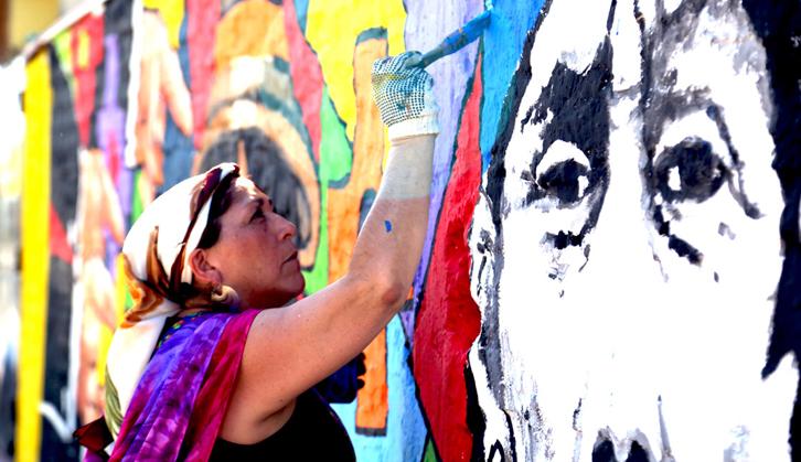 ComunidadMujer murales
