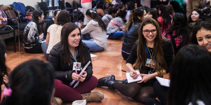 ComunidadMujer escuela Género y educación Institucionales Liderazgo Mujer y política Noticias Noticias destacadas