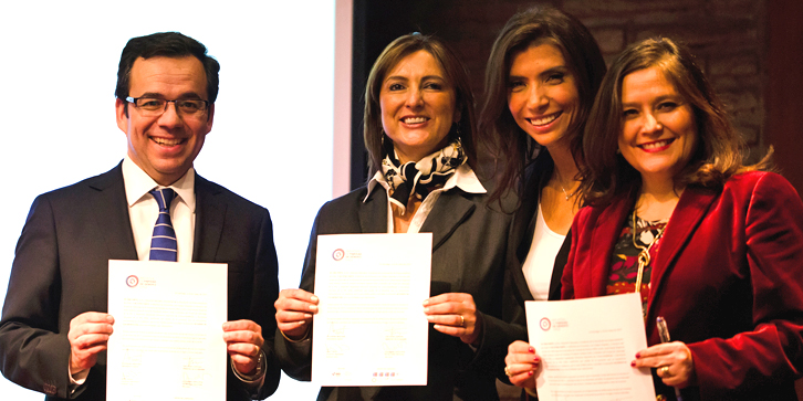 ComunidadMujer Firma-IPG-ASECH Mujer y trabajo Noticias