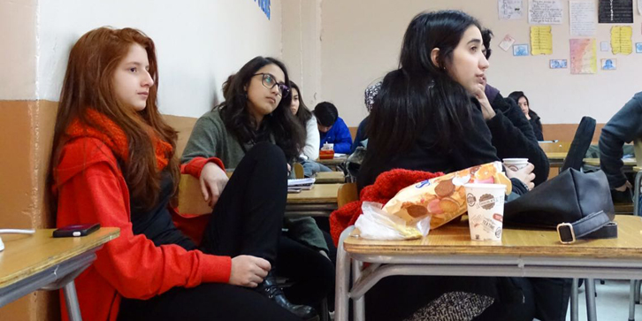 ComunidadMujer escuela1-1 Género y educación Noticias Noticias destacadas