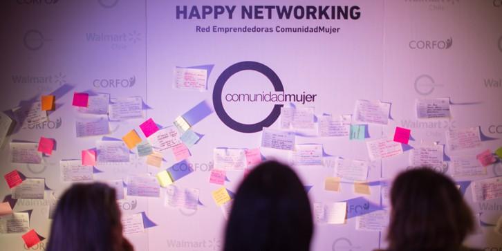 ComunidadMujer Happy-Networking-Red-E-CM Institucionales Liderazgo Mujer y trabajo Noticias Noticias destacadas