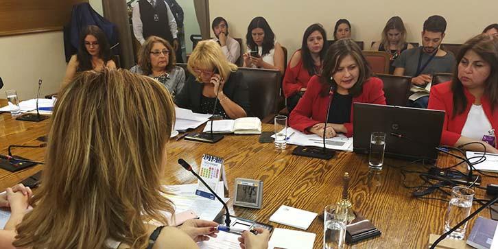 ComunidadMujer comision Institucionales Mujer y política Noticias Noticias destacadas