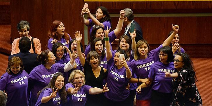 ComunidadMujer paritaaria Género y educación Género y educación Institucionales Mujer y política Mujer y trabajo Noticias Noticias destacadas Opinión