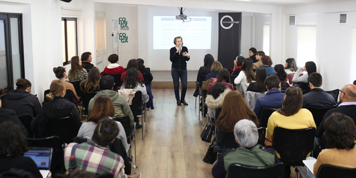 ComunidadMujer taller_guia Género y educación Institucionales Liderazgo Noticias Noticias destacadas