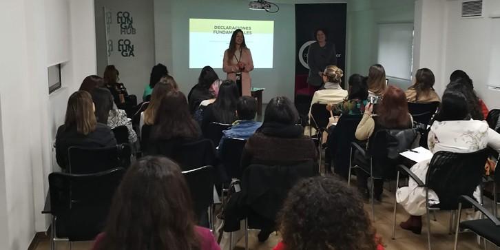 ComunidadMujer ALUMNI Institucionales Liderazgo Mujer y trabajo Noticias Noticias destacadas Socias