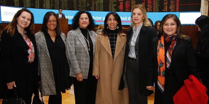 ComunidadMujer Lanzamiento-Registro-de-Muj Institucionales Liderazgo Mujer y trabajo Noticias destacadas Prensa Escrita